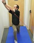 Lifts in Lunge Stance