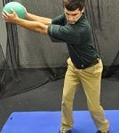 Medicine Ball Power Swing