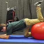 Quadriped Hip Flexor Stretch
