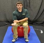 Sitting Forearm Rotations