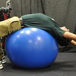 Spine Extension on Ball