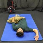 Supine Trunk Rotation