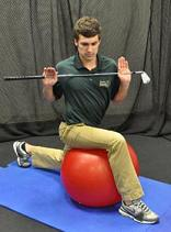 Golf Fitness Exercises - Releasing Exercises