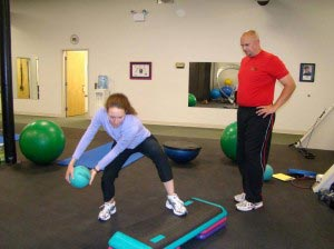 B3 Personal Golf Fitness Training