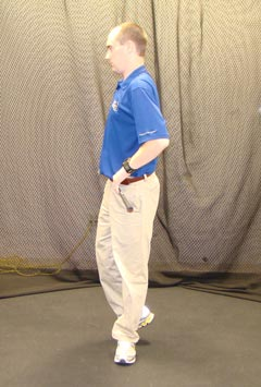 Standing Hip Rotation