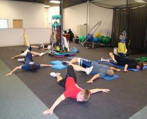 8 week group training program  golf fitness training