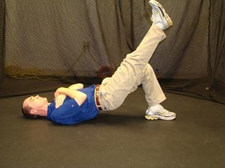 Bridge with Leg Extension
