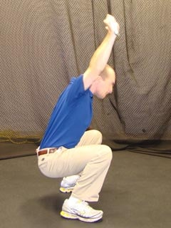 Overhead Deep Squat